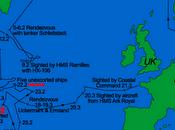 Scharnhorst Gneisenau culminan Operación Berlín 22/03/1941.