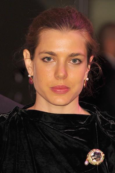 Charlotte Casiraghi attends the Monaco Rose Ball 2011 at Sporting Monte Carlo on March 19, 2011 in Monte Carlo, Monaco. This year's Rose Ball will not be attended by the Royal family as they are in mourning after Princess Antoinette of Monaco passed away on Friday at the age of 90.
