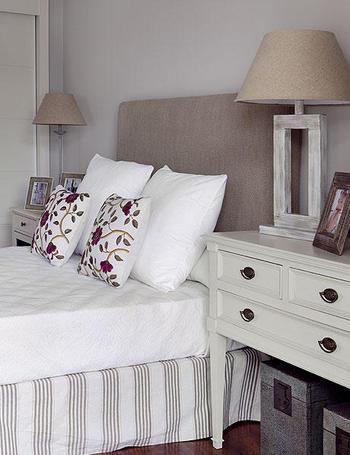 Cabeceros originales paperblog - Cortinas originales para dormitorio ...