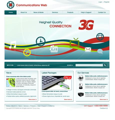 Comunicazione su Web