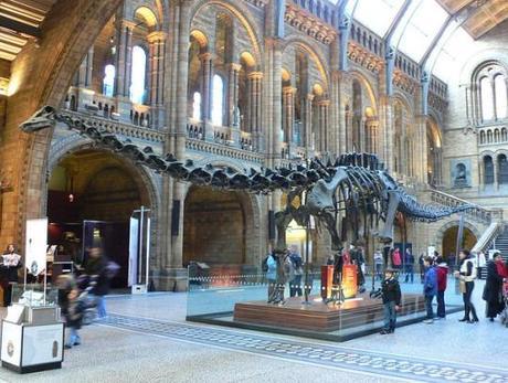 Los mejores museos en Londres