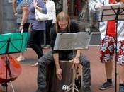 Viajar como artista callejero