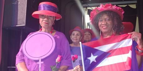 Grito de Mujer 2018-Puerto Rico