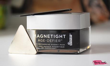 ¿Mascarilla magnética? – Magnetight age-defier de Dr. Brandt [REVIEW]