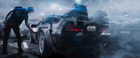 REVIEW   Ready Player One - (2018)
