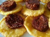 Chorizo vegano grelos