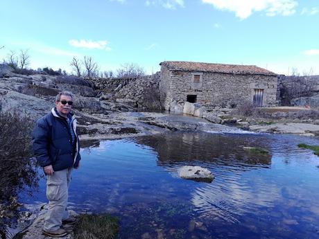 ENTRE ESPAÑA Y PORTUGAL: MOLINOS DE AGUA