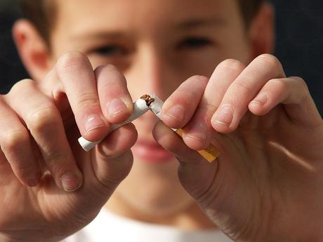 IQOS es tóxico y adictivo como el tabaco