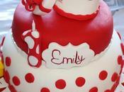 Tarta MInnie Para Emily