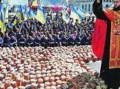 Tiempo Pascua: celebración caballo entre España Ucrania