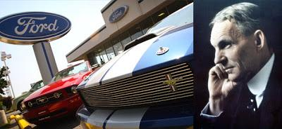 Secretos de marca Ford