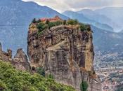 Meteora, Grecia Donde tierra acaricia cielo