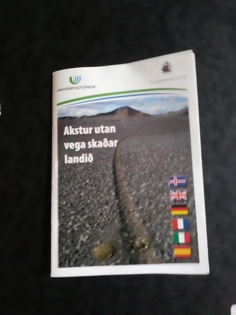 Islandia, Todoterreno y 4x4, unas curiosidades y consejos