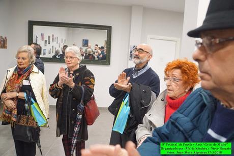Grito de Mujer 2018-Provincia de Cádiz-España