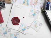 {Descargable} Sello postal Peter Rabbit