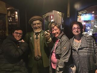 Club de lectura CON SABOR A IRLANDA en Denia