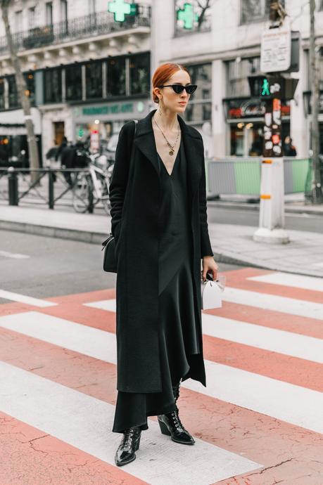 PARIS FALL 18/19 STREET STYLE III