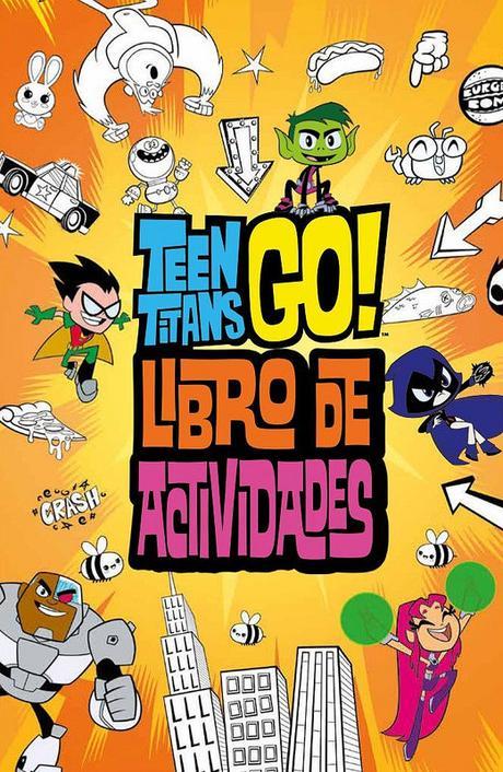 TeenTitansGO-Actividades