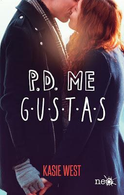 Reseña   P.D. Me gustas, Kasie West