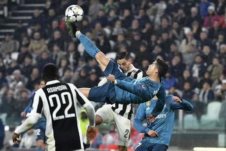 La chilena de Cristiano Ronaldo contra Juventus [VIDEO]