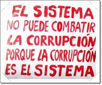 La corrupción que nos une