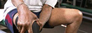 Sensación ardiente alrededor de la rodilla: ¿causas?