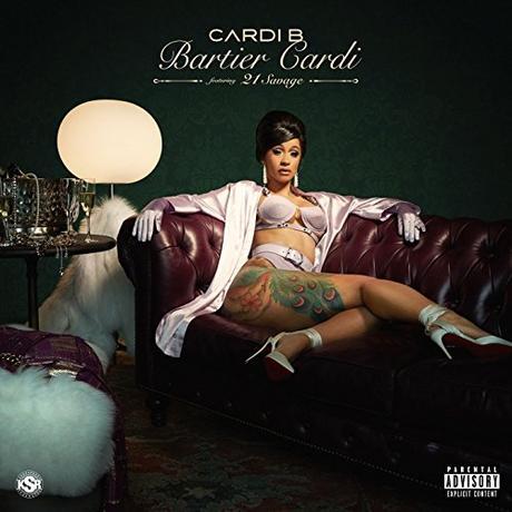 Bartier Cardi (feat. 21 Savage) [Explicit]
