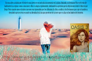 Reseña: Oasis 3 - Mireia de No Honrubia