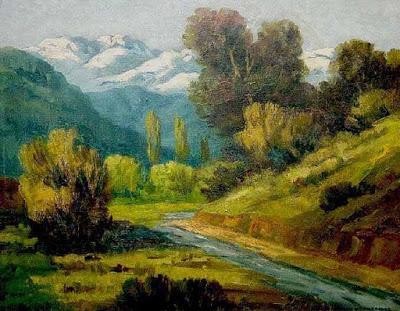 El valle mediterráneo