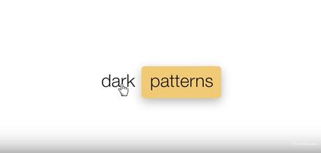 Dark patterns o los trucos en el diseño web que hacen que influyen en tu comportamiento