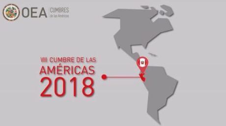 """Perú: """"Post crisis"""", y en vísperas de la Cumbre de las Américas"""