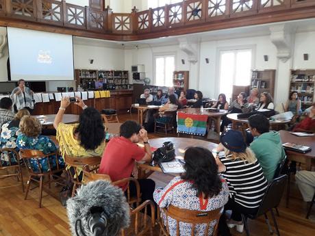 Grito de Mujer 2018-Valparaíso-Chile