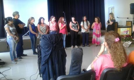 Grito de Mujer 2018-Mendoza-Argentina