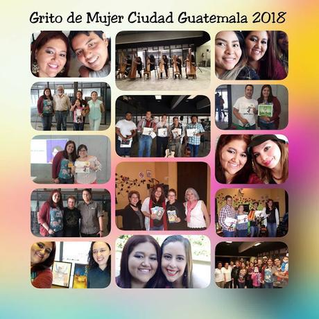 Grito de Mujer 2018-Guatemala-Ciudad
