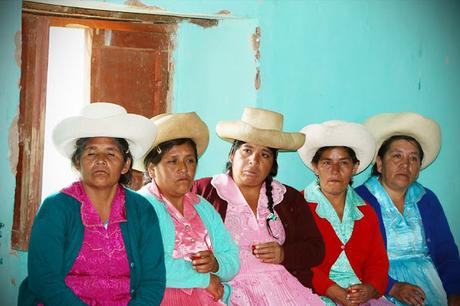 Grito de Mujer 2018-Cajamarca-Perú