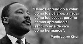 Martin Luther King Have Dream