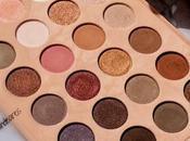 Reseña Paleta sombras colección NUDES Primark