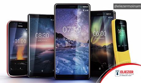 HMD Global lanzará nuevos smartphones Nokia en India