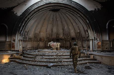 "Cristianos de Iraq: el 80% han ""desaparecido"""