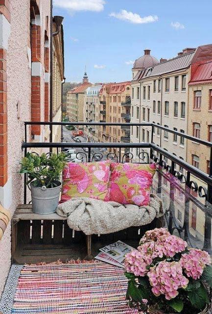 Decora tú balcón