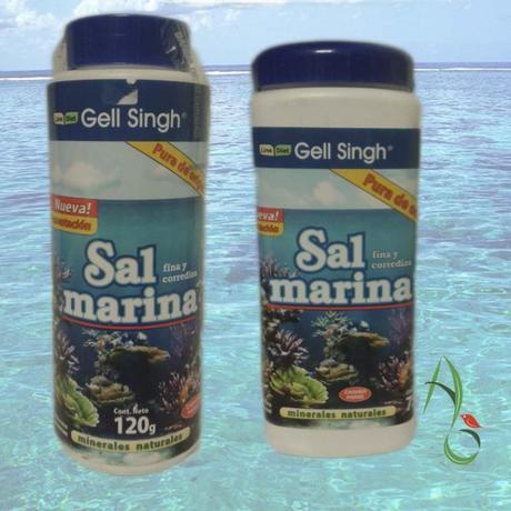 Prestale mucha atención a la sal!