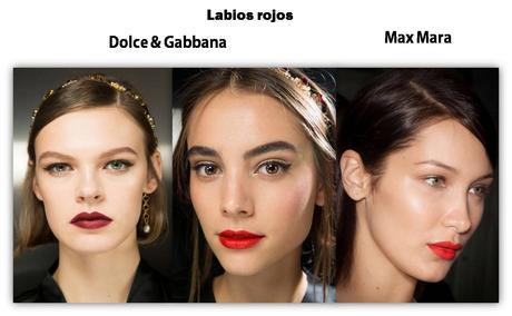 Tendencias de Maquillaje para Primavera – Verano 2018