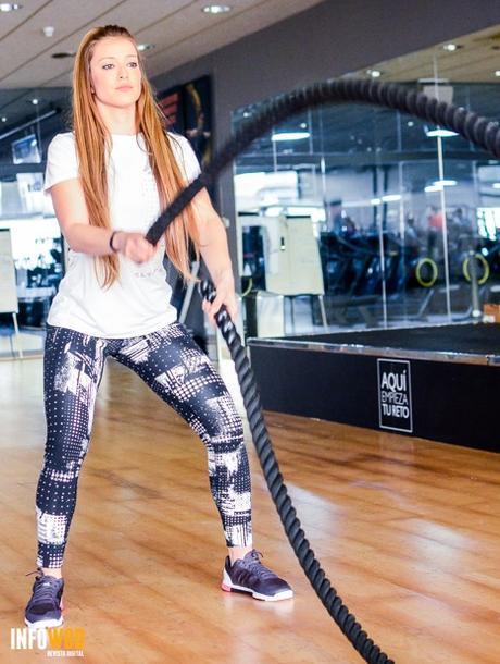 La ropa que necesitas para entrenar: Análisis del rendimiento de la ropa técnica de Reebok