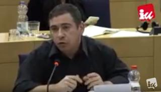 respuesta para eurodiputado Javier Couso ¿Dónde está oposición moderada siria?
