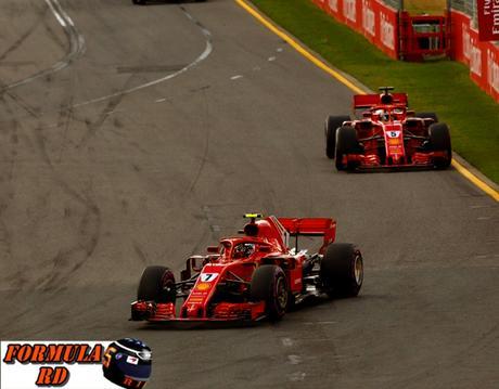 Raikkonen no cree estar en la F1 para cuando lleguen los nuevos cambios