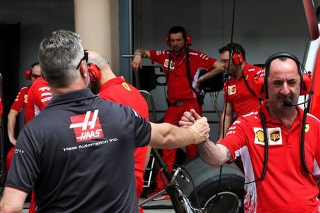 Magnussen pide a la FIA una investigación limpia sobre el caso Haas - Ferrari