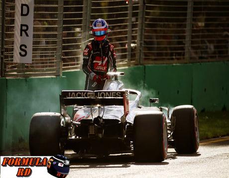 Para Baréin Haas cambia las posiciones de los mecánicos errantes de Australia