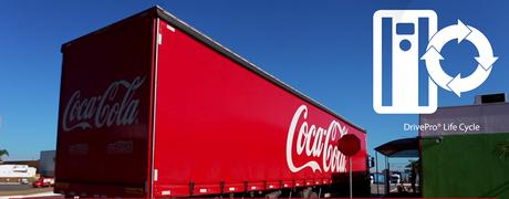 Coca-Cola FEMSA gana más tiempo de actividad con los servicios DrivePro® de Danfoss