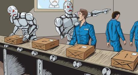 Robot-roba-empleo-Dreamstime.jpg