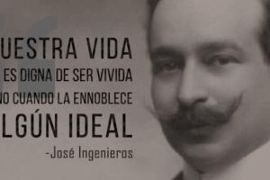 Frase José Ingenieros | Hombre mediocre vs Hombre idealista